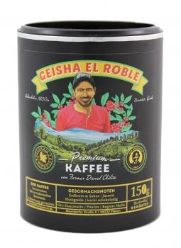 Geisha El Roble (Kolumbien) Kaffee